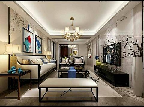 新中式奢华美宅
