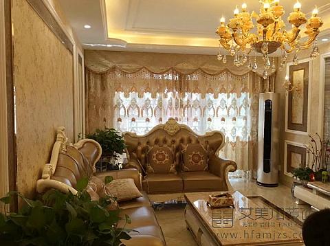 恒盛豪庭150平米欧式三房