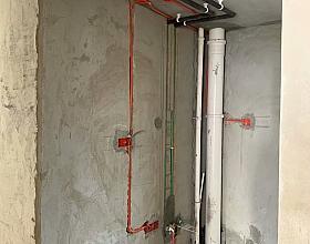 卫生间水管这样装,节省成本又安全,亲朋好友看了都大赞
